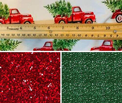 Vintage Christmas We OFFer at depot cheap prices Truck Set