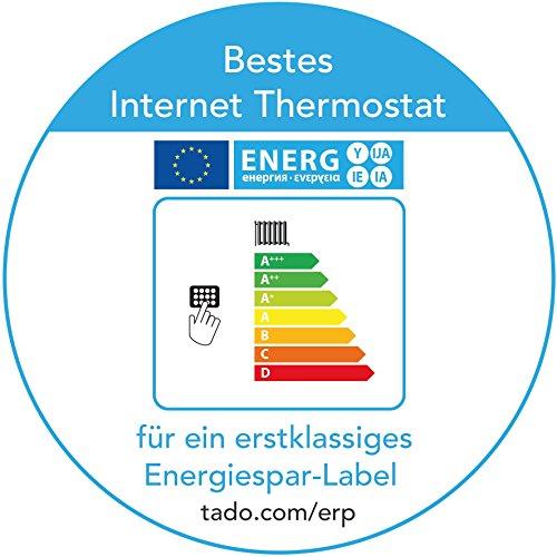tado° Smartes Thermostat Starter Kit für Wohnungen mit Raumthermostat (v3) – intelligente Heizungssteuerung per Smartphone - 8