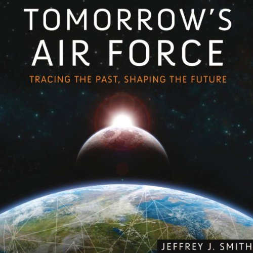 Tomorrow's Air Force audiobook cover art