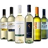 毎日楽しめるイタリアワイン ソアヴェ、トレッビアーノなど飲み比べ 白ワインだけ [ 750ml×6本 ]