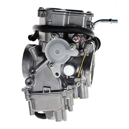 Outlaw Racing OR2758 ATV Carburetor Carb Rebuild Repair Kit YFM350 Big Bear 1989-1992 Outlaw Racing Products