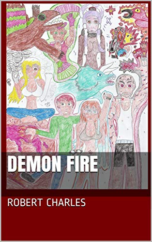 Demon Fire (Soul Survivors Book 5) (English Edition)