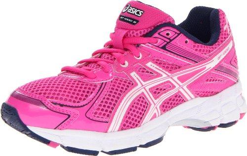 ASICS - Zapatillas de correr infantiles Gt-1000 2 Gs Pr., color, talla 39 EU