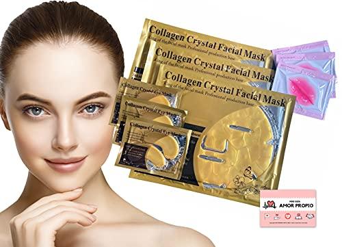 Mascarillas Faciales Chinas marca Collagen Crystal