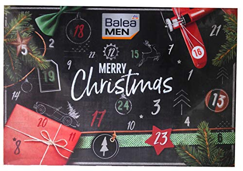 Balea Men - Man - Adventskalender 2020 - Advent Calendar - Herren - Beauty - Kosmetik - Limitiert