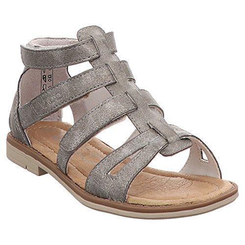 Vado Kinder Schuhe Cleo 78204,405 grau 460035