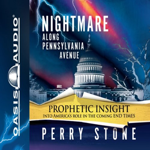 Nightmare Along Pennsylvania Avenue cover art
