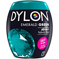 Dylon Máquina Dye Pod 350g, Verde Esmeralda