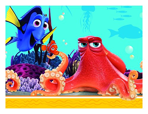 Disney 86651 – Nappe plastique (Finding Dory) - Multicolore - 120x180cm