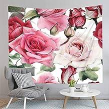 75CMX85CM 3D digitaal geprint mooie bloem wandtapijt muur opknoping wandbekleding tapestry tapijt slaapzaal kunst decorati...