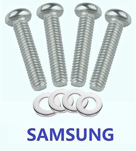 WS TV-Montageschrauben für Samsung-TVs, extra lang, M8 x 43 mm