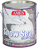 Ames SS1 1 Gallon Snow Seal Roof Coating, White