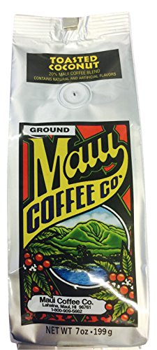 Maui Coffee Company Toasted Coconut Coffee