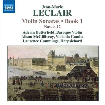 Leclair, J.-M.: Violin Sonatas, Op. 1, Nos. 9-12