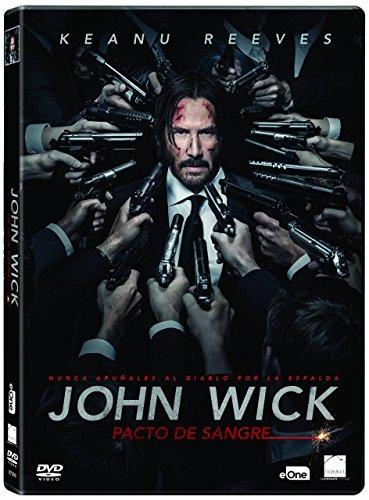 John Wick: Pacto De Sangre [DVD]