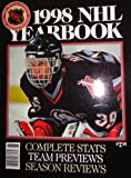 1998 NHL Yearbook - Steve Yzerman Cover