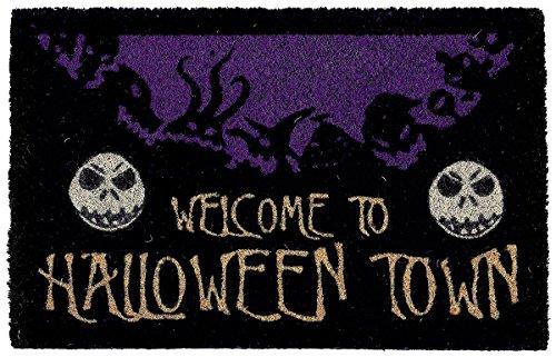 Zerbino Nightmare Before Christmas - Halloween Town