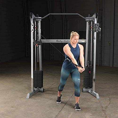 Product Image 7: Body-Solid GDCC200 Functional Training Center 200 for Weight Training, Home and Commercial Gym