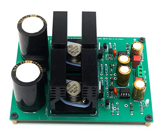 Learn More About Assembeled Power supply board for KG version KSA5 headphone amp PSU default output ...