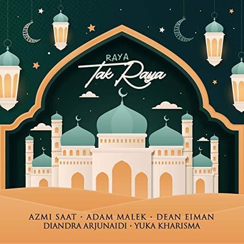 Azmi Saat, Adam Malek, Dean Eiman, Diandra Arjunaidi & Yuka Kharisma