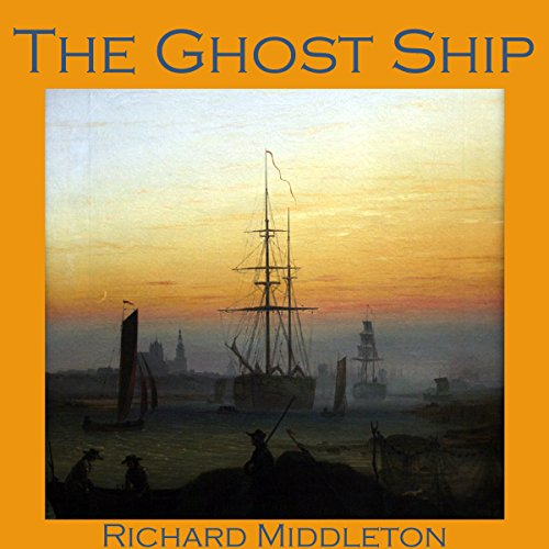 The Ghost Ship audiobook cover art