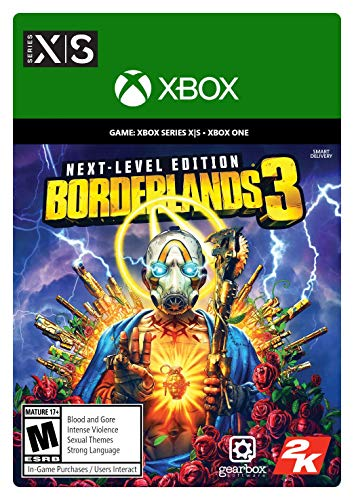 Borderlands 3 Next Level Edition - Xbox Series X [Digital Code]