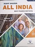 All India NEET PGMEE Pattern Volume-2 ( 2015-2011 )