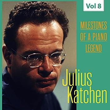 Milestones of a Piano Legend - Julius Katchen, Vol. 8