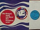 Die Ostsee muß ein Meer des Friedens sein! 1983 Bildhülle ETERNA # 8 15 142 Freier Deutscher Gewerkschaftsbund DDR