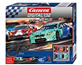 Carrera-Digital 132 Circuito de Coches GT Race Stars de 7.3 m, Escala 1:32, Multicolor (20030005)
