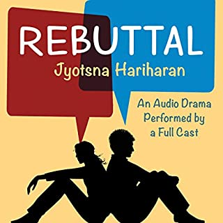 Rebuttal audiobook cover art