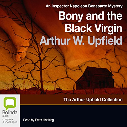 Bony and the Black Virgin audiobook cover art
