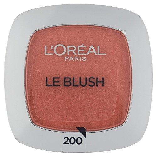 L'Oréal Paris Rouge Perfect Match Le Blush, 200 Golden Amber/Dezent-matter Blush für einen frischen Alltags-Teint für alle Hauttypen / 1 x 5 g