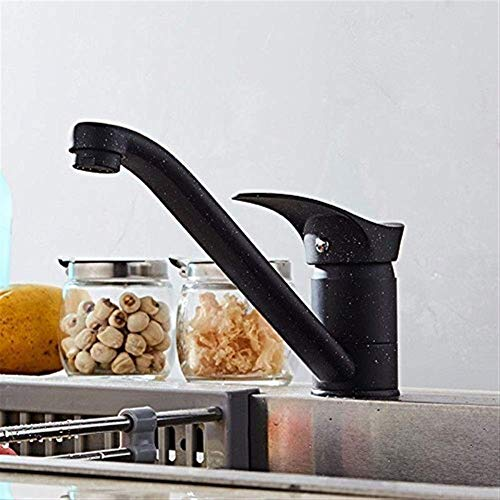 DIESZJ Fácil de Instalar Cocina de Estilo Europeo Baño Grifo de Agua fría y Caliente Válvula de cerámica Diámetro del Asiento del núcleo 40 mm