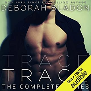 TRACE - The Complete Series     Parts One, Two & Three              Written by:                                                                                                                                 Deborah Bladon                               Narrated by:                                                                                                                                 Claire Christie                      Length: 6 hrs and 59 mins     Not rated yet     Overall 0.0