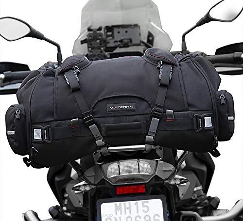 Bolsa Sillin HD75 para Honda Deauville NT 700/650 V Negro