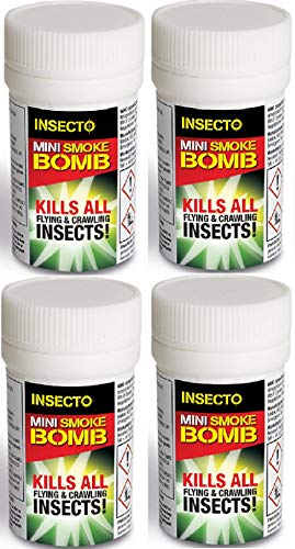 Insecto Smoke Bombs - Mini 3.5g (pack of 4)