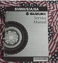 2007 suzuki sv650 manual