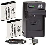BM Premium 2 Pack of LB-060 Batteries and Battery Charger for Kodak PixPro AZ251, AZ361, AZ362, AZ365, AZ421, AZ501, AZ521, AZ522, AZ525, AZ526 Cameras