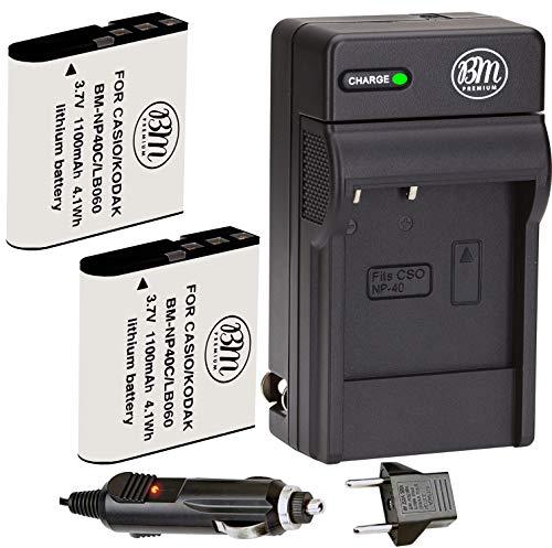 BM Premium 2 Pack of LB-060 Batteri…