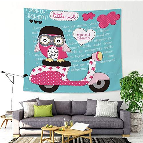 nobranded Nordische niedliche Tapisserie Cartoon Tier Tapisserie Hintergrund Stoff Schlafzimmer Dekoration Hintergrund Wand Schlafsaal Wand