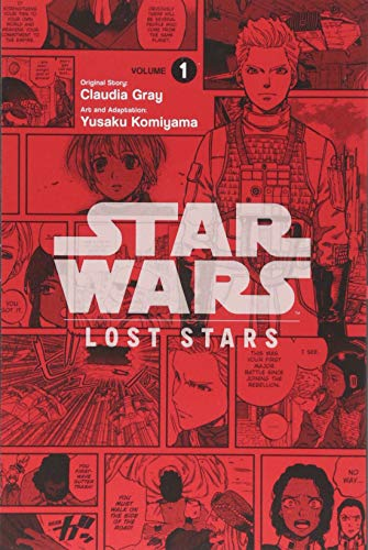 STAR WARS LOST STARS 01