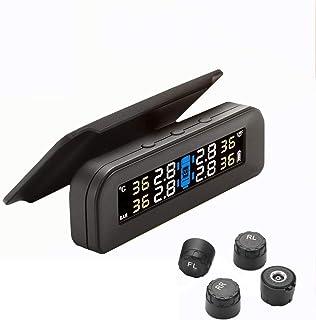 Kesoto Sistema de monitoramento de pressão de pneus automotivos em tempo real para montagem no para-brisas