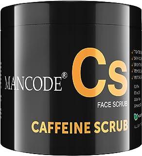 MANCODE Caffeine Scrub, 100gm