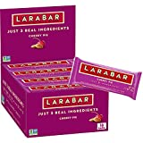Larabar Cherry Pie, Gluten Free Vegan Fruit & Nut Bar, 1.7 oz Bars, 16 Ct