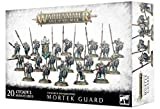 Games Workshop Warhammer 40,000: OSSIARCH BONEREAPERS MORTEK Guard