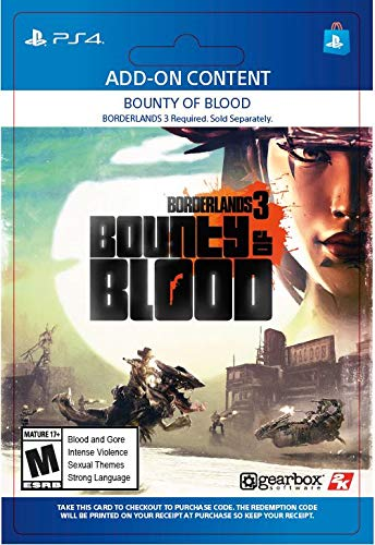 Borderlands 3: Bounty of Blood - PS4 [Digital Code]