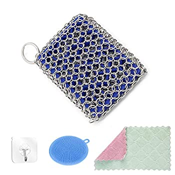 Best chain mail dish scrubber Reviews