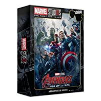 1000pieceジグソーパズルMarvel Avengers Age Of Ultron 10th Edition II