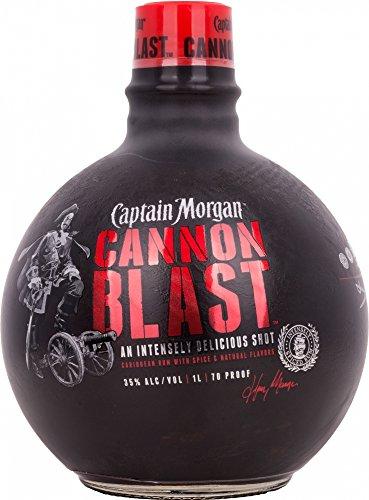 Ron - Captain Morgan Cannon Blast 1L